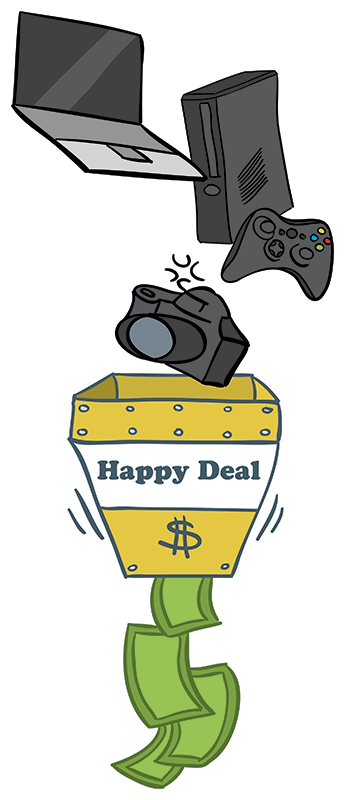 Happy Deal Payerne