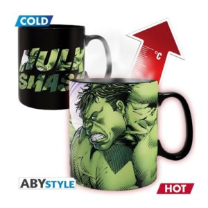 Mug Thermo Réactif Hulk Smash