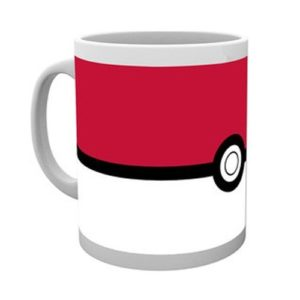 "Mug Pokeball ""Pokemon"""