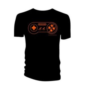 "T-Shirt ""Manette Super Nes"""